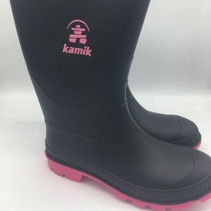 Kamik Stomp Youth Rainboots